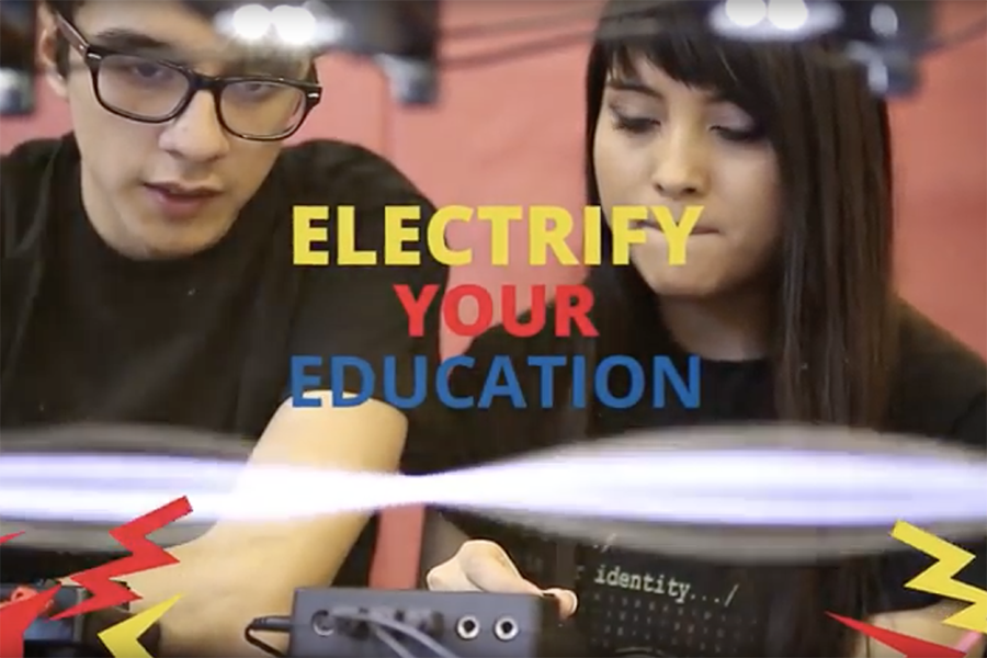Electrify Your Education!